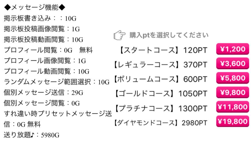 マッチング連絡先交換の18チャット-無料の出会いon line id交換料金一覧