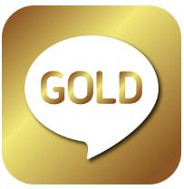 メル友探しは掲示板トークできるチャットアプリ(GOLD)