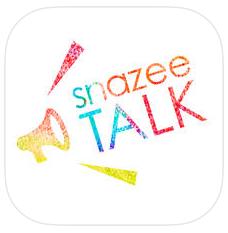 友達探しは登録無料のSNSチャットアプリ【snazee】