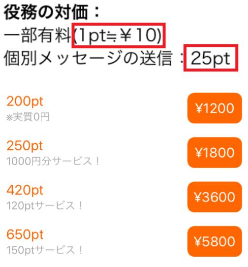 出会い系アプリのみんなの恋チャット料金