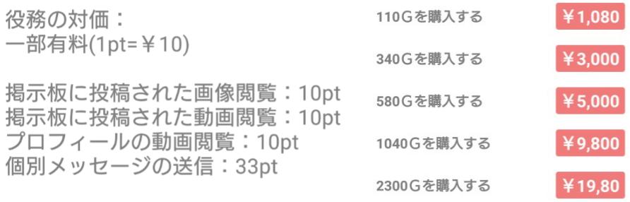 悪徳出会い系アプリ「イマハナ」料金