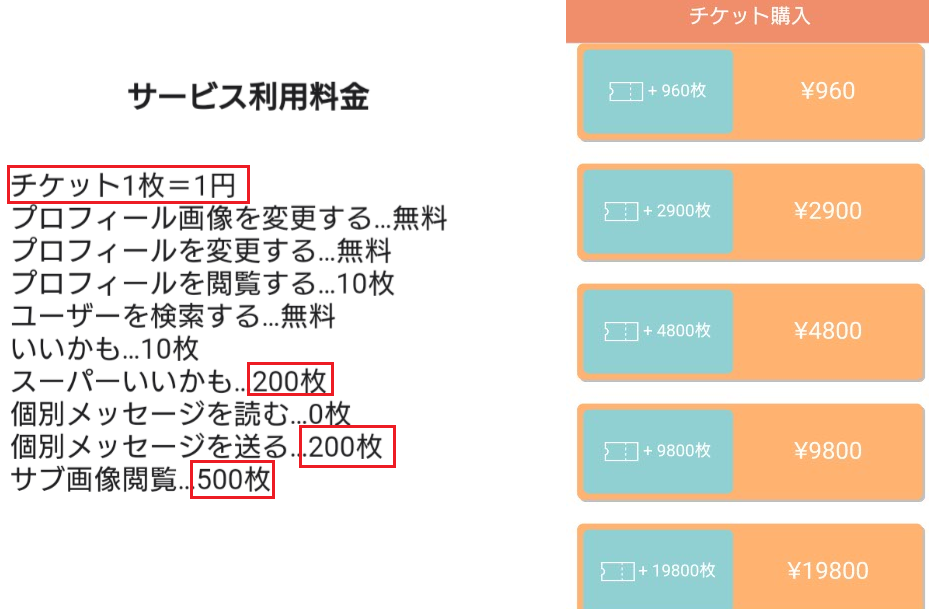 悪徳出会い系アプリLaxi-「ラクシー」料金