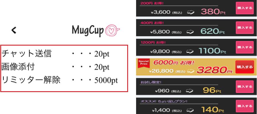 mugcup 大人気!友達・恋人探しの出会い系snsアプリ料金