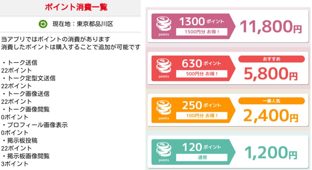 悪徳出会い系アプリ「AndU」料金