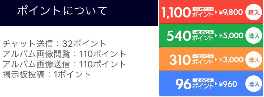 悪徳出会い系アプリ「GOEN」料金