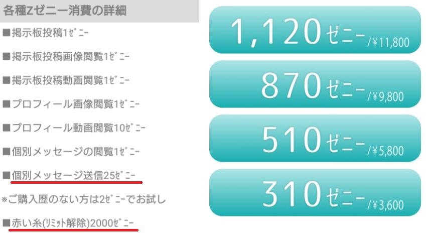 サクラ悪質出会い系アプリ「Jump」料金
