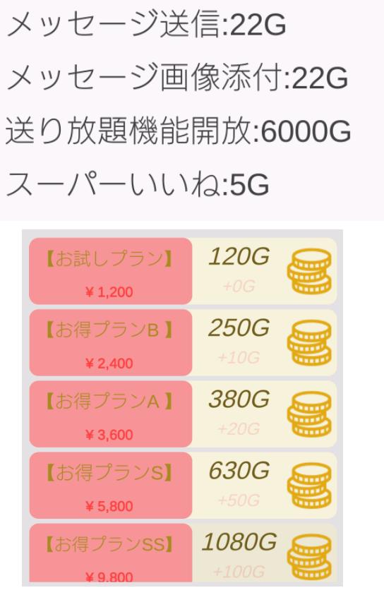 チャット型情報発信アプリ「HIT(ヒット)」料金